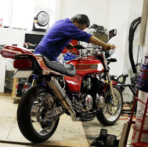 ICHIHARA MOTORCYCLE