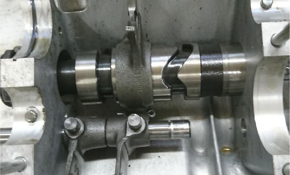 エンジンキャブレターオーバーホール施工例2