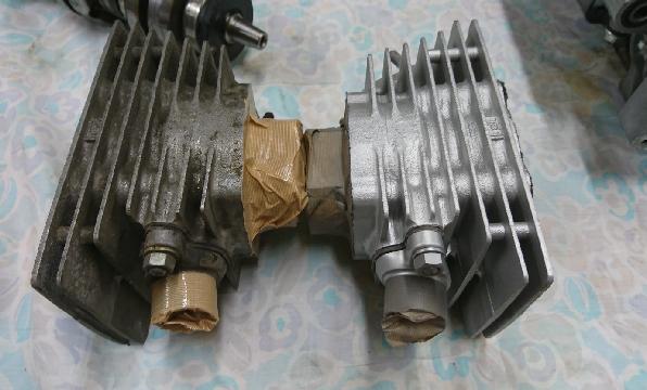 エンジンキャブレターオーバーホール施工例3