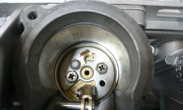 エンジンキャブレターオーバーホール施工例6