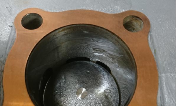 エンジンキャブレターオーバーホール施工例10