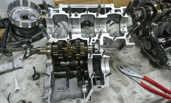 エンジンキャブレターオーバーホール施工例14