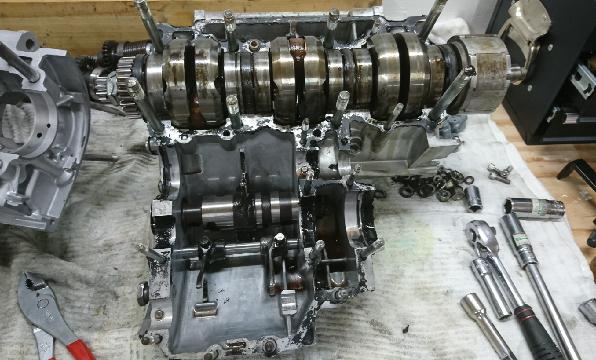 エンジンキャブレターオーバーホール施工例15