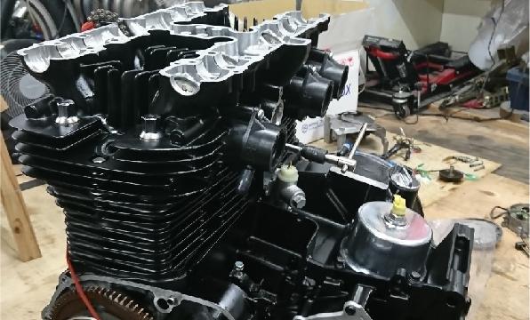 エンジンキャブレターオーバーホール施工例16