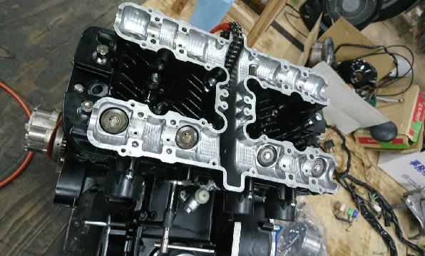 エンジンキャブレターオーバーホール施工例17
